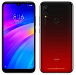 Redmi 7 3/32Gb Red EU Global