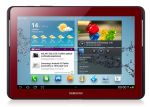 Samsung Galaxy Tab2 3G GT-P5100 16Gb garnet red